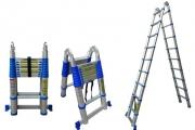 Newage Distribution giới thiệu model thang nhôm ADT709B màu sắc mới