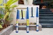 Mua thang nhôm nào chất lượng và an toàn cho thợ điện