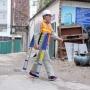 Thang nhôm rút gọn đơn Advindeq ADT214B - Chắc chắn, an toàn và tiện ích