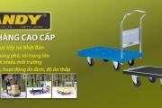 Dandy, Sumo, Advindeq tuyển đại lý phân phối xe đẩy hàng trên toàn quốc