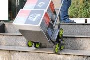 Những lý do khiến bạn nên sở hữu ngay một chiếc xe kéo đẩy leo cầu thang