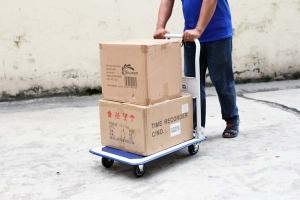 Ứng dụng của  xe đẩy hàng trong đời sống sản xuất