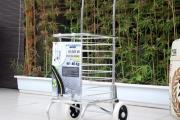 Xe kéo đi chợ đa năng ADVINDEQ TL-90C một sản phẩm tiện ích cho các mẹ